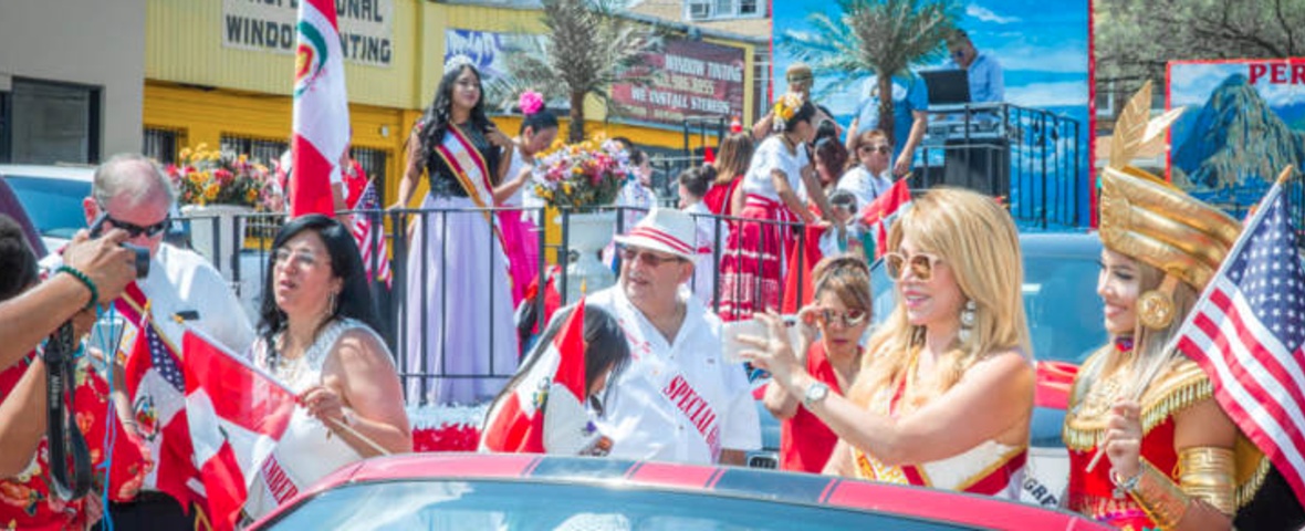 Peruvian Parade