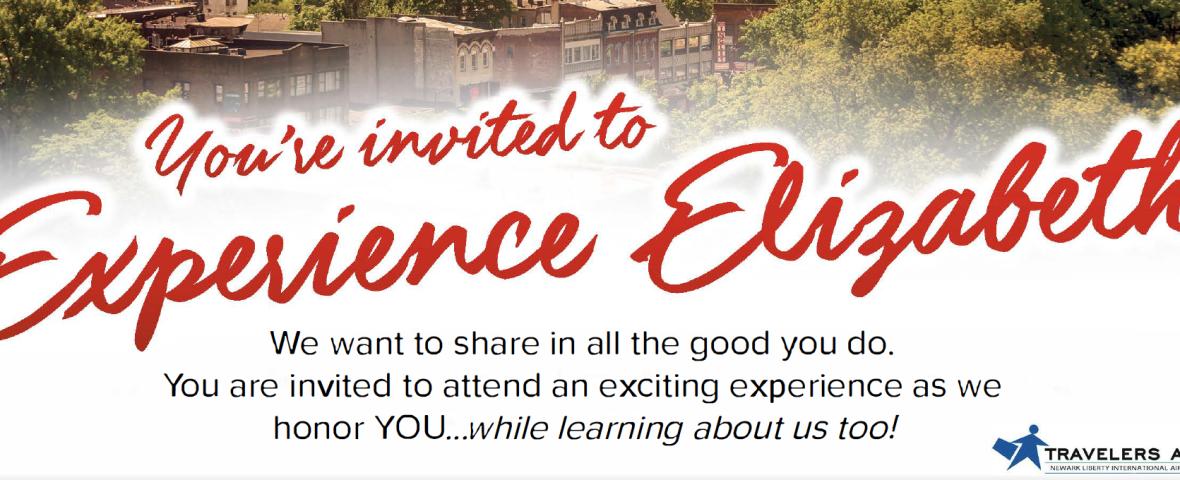 Experience Elizabeth FAM Tour