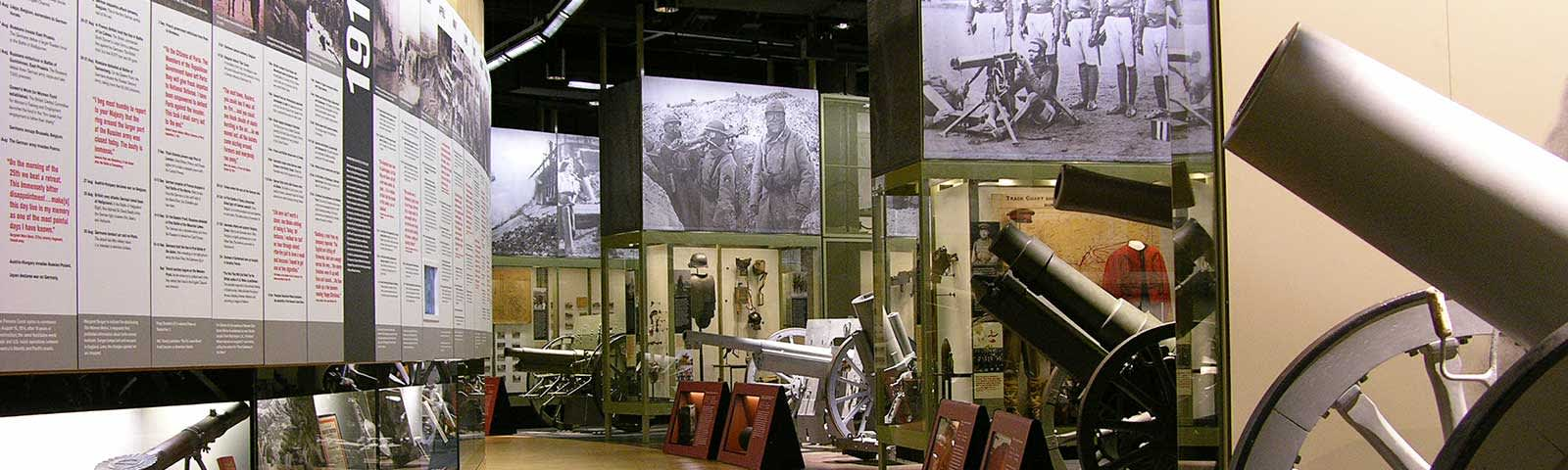 Histor-Buff-Vacation-Ideas-Overland-Park-WW1-Museum