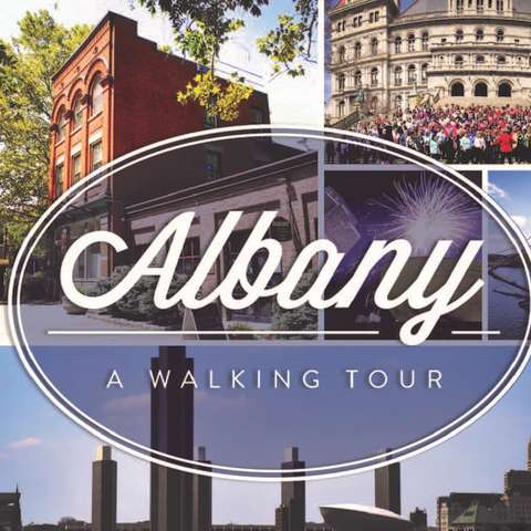 Walking Tour Brochure cover