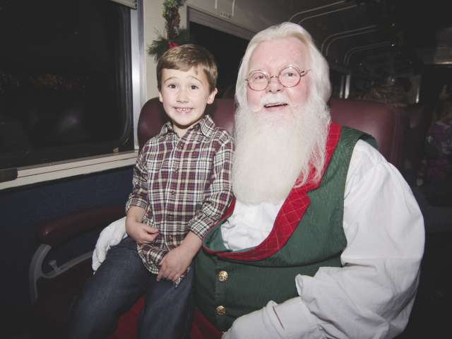 North Pole Limited Santa