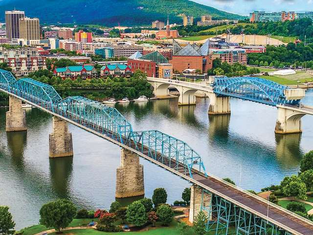 2019 Chattanooga Visitors Guide