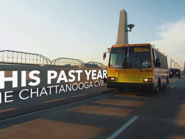 Video Thumbnail - youtube - Chattanooga Tourism Report 2018