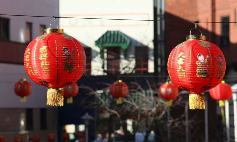 Chinatown Lunar New Year Bazaar