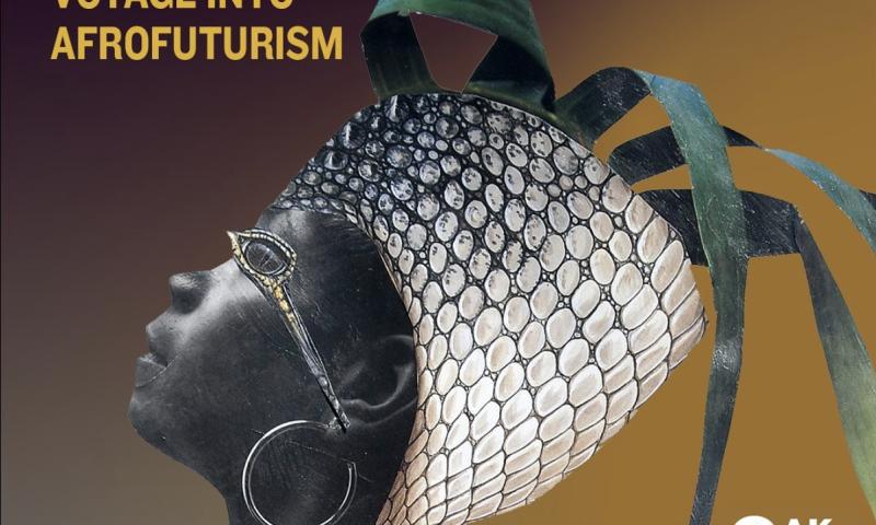 OMCA Exhibit Mothership: Voyage Into Afrofuturism