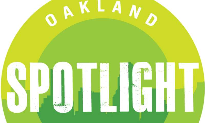 Oakland Spotlight Logo - widget version