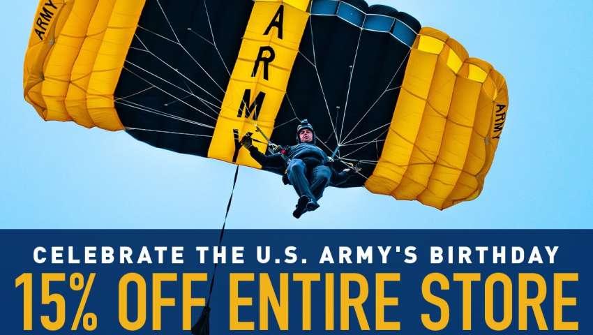 Army Birthday Sale
