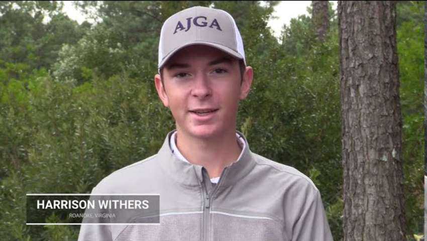 2020 AJGA Junior Open