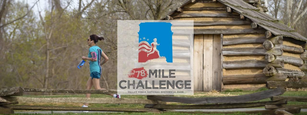 78 Mile Challenge
