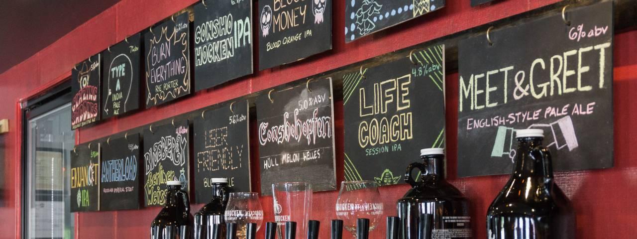 Conshohocken Brewing Company - Bridgeport