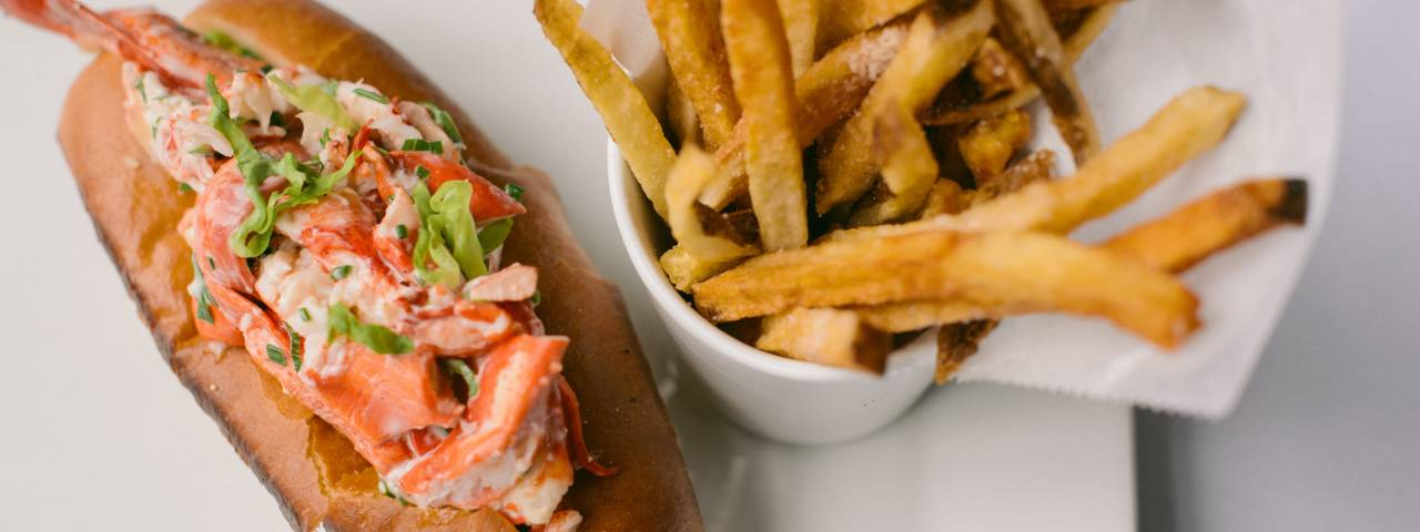 Davio's Lobster Roll
