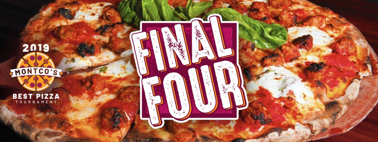 Final Four Pizza