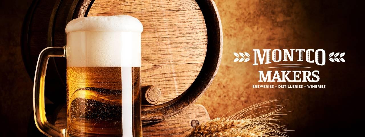 Montco Makers Breweries Header