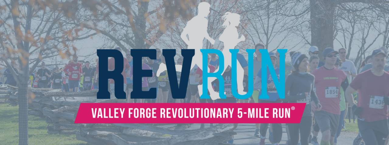 Valley Forge Revolutionary 5 Mile Run