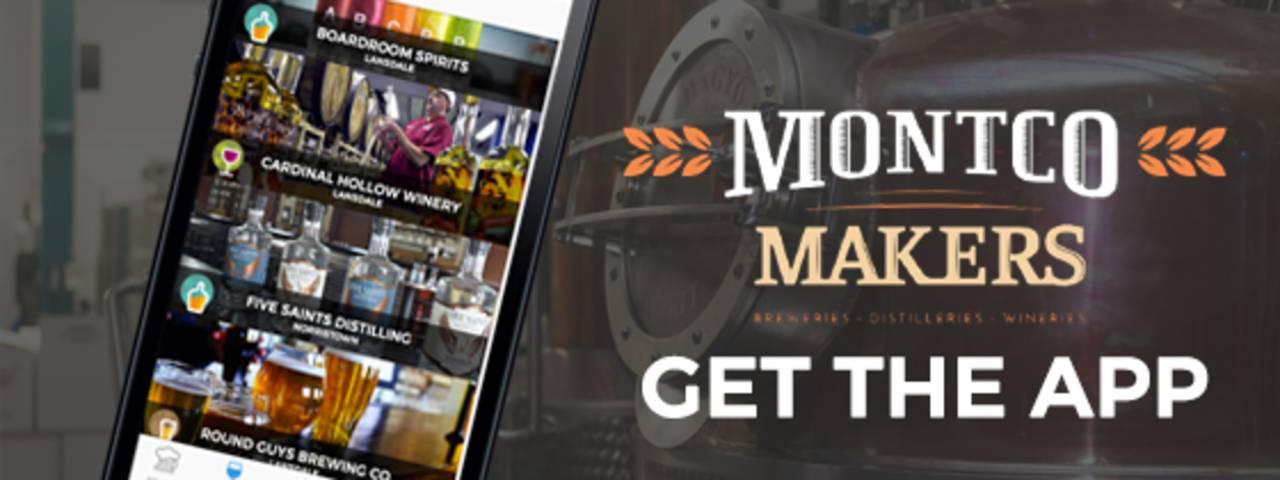 Montco Makers Get the App
