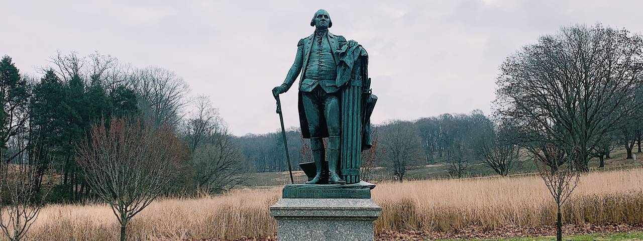 Washington Statue