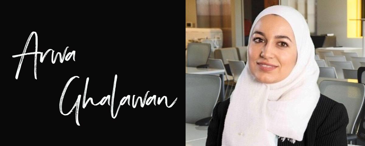 Arwa Ghalawan - Like a Local