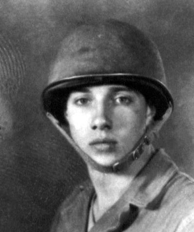 Bob Dole in Uniform