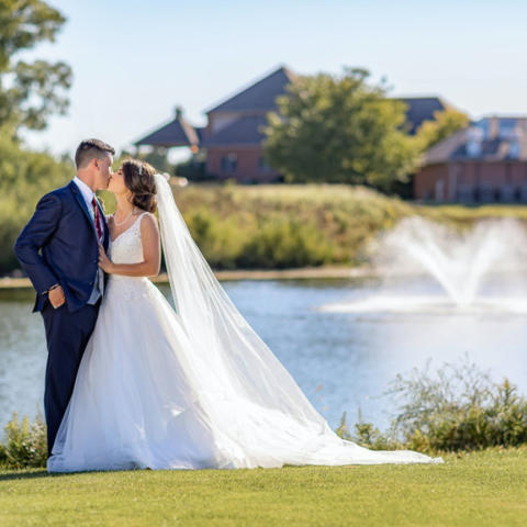 Wedding at West Chase Golf Club Events
