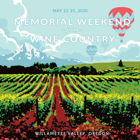 Memorial Weekend 2020 square banner