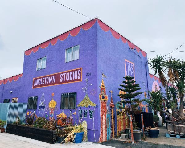 Jingletown Art Studios Building