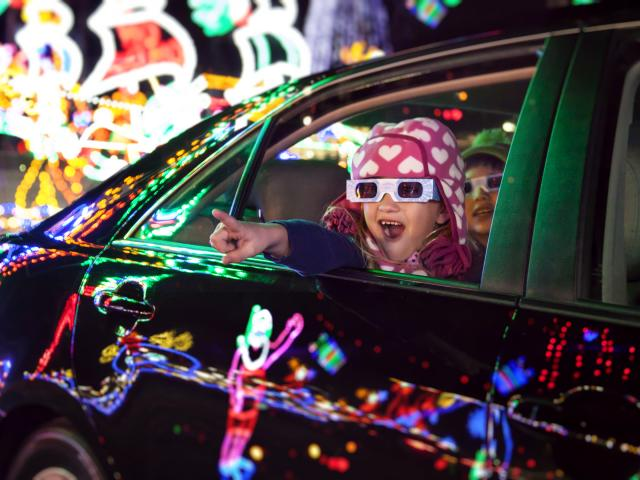 Baton Rouge Christmas Events 2019 Christmas Light Displays in Baton Rouge