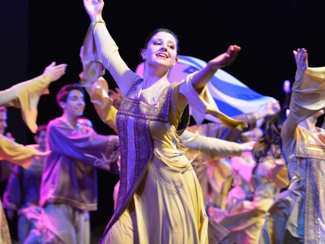 A spectacular performance is guaranteed at Folklorama's Israel Pavilion at Winnipeg's  Shalom Square