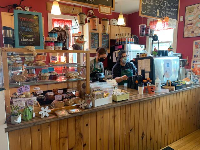 Mocha Lisa Coffeehouse in Caledonia Wisconsin