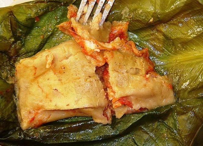 Tamales from Aztk