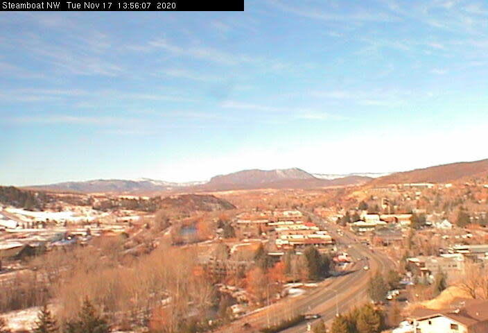 WEBCAM DOWNTOWN STEAMBOAT SPRINGS