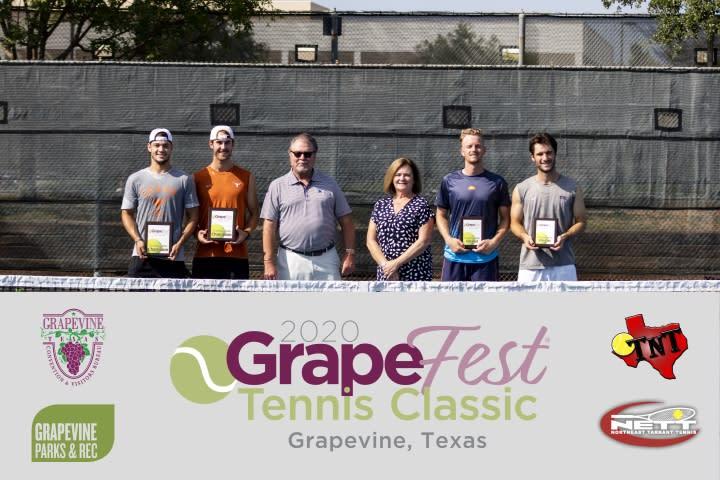 GrapeFest Doubles Champions (Haleys)