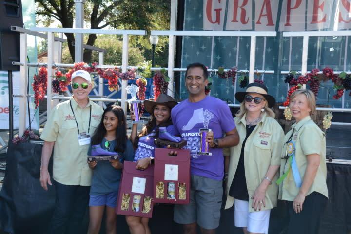 2021 Purple Foot Award Winners: The Grape Lords