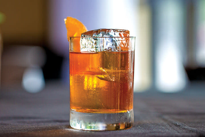 House Old Fashioned at Truluck's