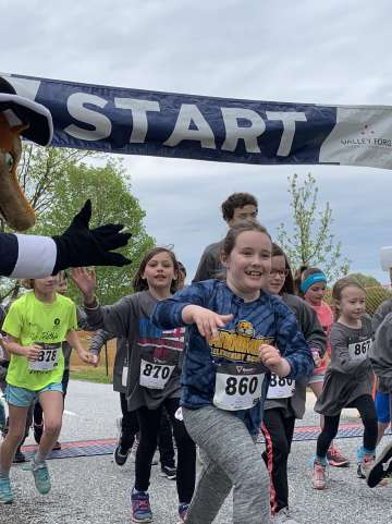 Young Patriots Run 2019