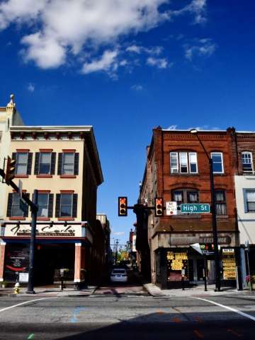 main street pottstown