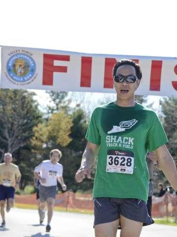 Revolutionary Run - Shack Track and Field