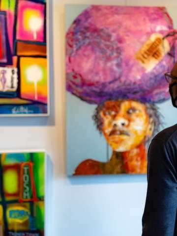 Moody Jones Art Gallery