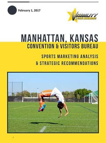 Visibility Sports Analysis and strategic recommendations cover