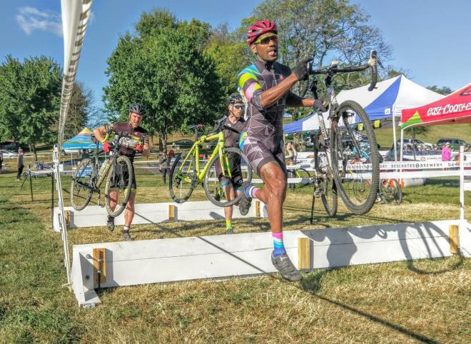 VBR Go Cross Cyclocross Race - Fallon Park, Roanoke