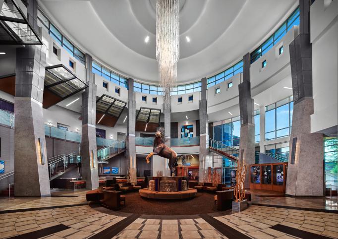 Gila River Hotels & Casinos - Wild Horse Pass lobby