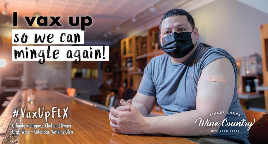 Vax Up FLX - Orlando Rodriguez