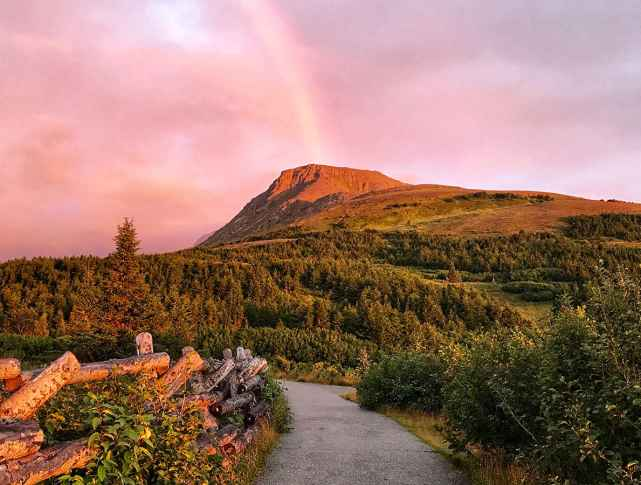 Flattop Mountain is one of the most accessible near Anchorage