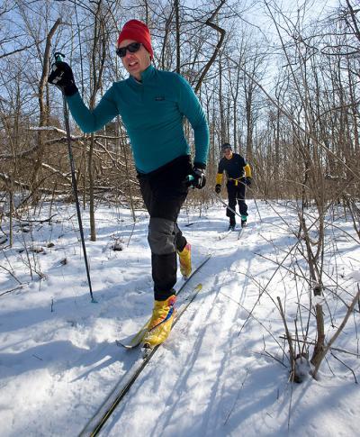 Ann Arbor Cross Country Skiing