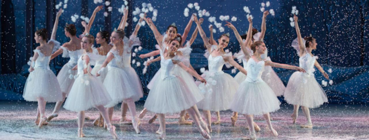 Central Pennsylvania Youth Ballet performs George Balanchine's The Nutcracker