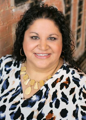 Headshot of Visit McKinney SMERF, Sports, and Weddings Sales Manager Rachel Tamez