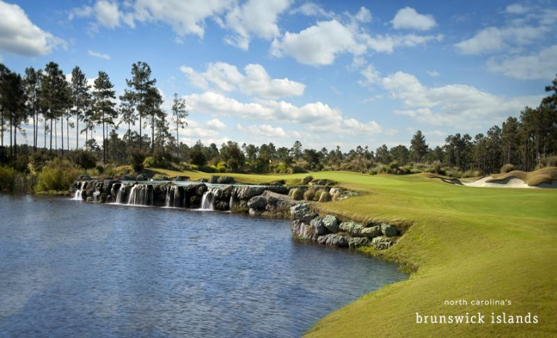Unique golf course designs