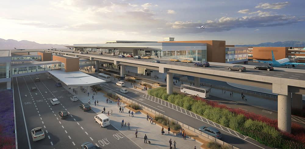 SLC Airport