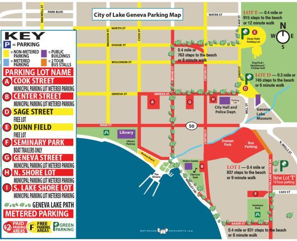 City of Lake Geneva Parking Map_2021