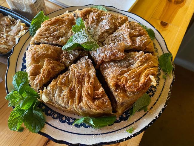 Tagine Restaurant Food