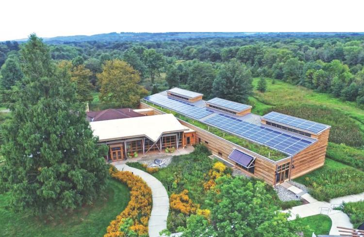The Watershed Institute in Pennington, NJ.
